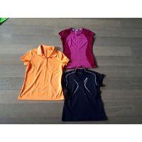 Женские спортивные майки, Nike, Babolat.