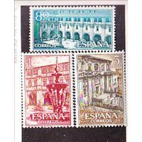 Монастыри Испания 1960-Монастырь Сан-Хулиан де Самос –MNH** (И)