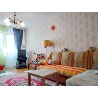 Уютная двухкомнатная квартира с раздельными комнатами в  Чижовке.