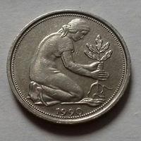 50 пфеннигов, Германия 1990 A