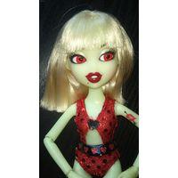 Кукла Бразиллас Джейд Жадор Лунный Свет Bratzillas Midnight Beach Jade J'Adore шарнирная