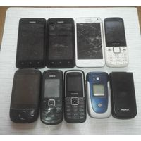 Телефоны на запчасти, без МЦ!!