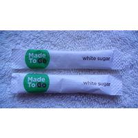 """Сахар в пакетике """"MADT TO GO"""" .  РАСПРОДАЖа"""