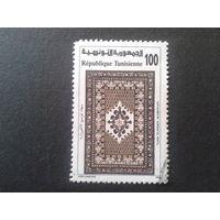 Тунис 1993 ковер