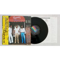THE CRUSADERS Standing Tall (JAPAN LP, 1981)
