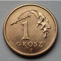 1 грош 2002 Польша.