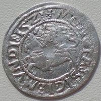 ВКЛ, полугрош 1521 года, Жигимонт Старый, Ag 375