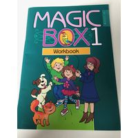 Magic Box 1 (новое) WORKBOOK