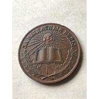 Школьная медаль РБ