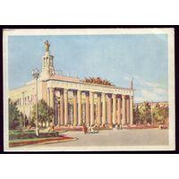 1954 год Москва Павильон Белорусской ССР