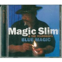 CD Magic Slim & The Teardrops - Blue Magic (2002) Blues