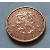 2 евроцента, Финляндия 2013 г., AU