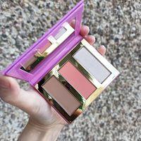 Палетка для макияжа лица Tarte kind is the new pretty cheek palette