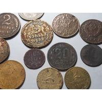 Лот монет СССР (стар.)