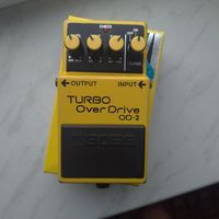 Vintage Boss OD-2 Turbo Overdrive