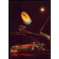 Германия Аэропорт Компания Люфтганза