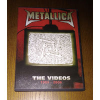 Metallica - The Videos (1989 - 2004) DVD 2006