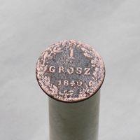 1 грош Царство Польское в составе РИ 1840