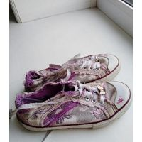 Кроссовки кеды для девочки р. 32