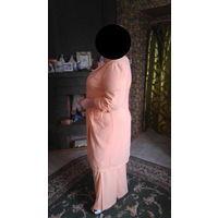 Женский праздничный костюм тройка размер 54