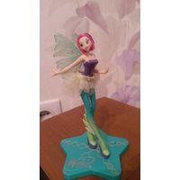 Кукла Winx (Текна, Муза, Стелла, Флора, Лейла) фея/девочка