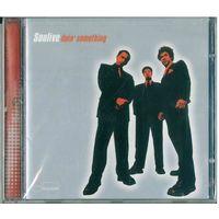 CD Soulive - Doin' Something (13 Mar 2001) Jazz-Funk