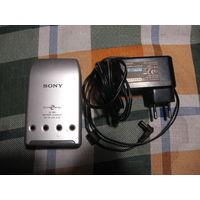 Зарядное устройство SONY Cycle Energy Ni-MH для аккумуляторов AA AAA