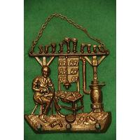 Ключница - вешалка  ( 14,5 х 16 )