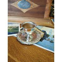 Лот с рубля - 157 Пашотница Серебрение  без Минималки Большой Аукцион!
