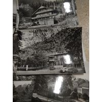 Фотооткрытки 50-,х годом Германии (гора Инзельсберг)