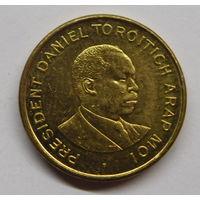 Кения 50 центов 1997 г
