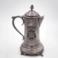 Чайник для кофе с крышкой. Италия. Арт. 279