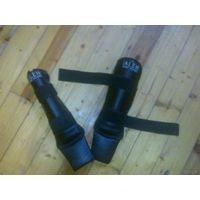 Накладки защитные на ноги каратэ