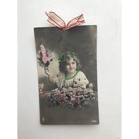 Итальянская открытка 1924 год