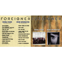 Foreigner-Double Vision/Inside Information