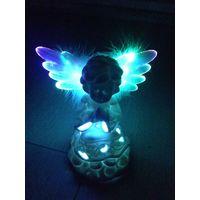 Светящийся ангел ангелочек