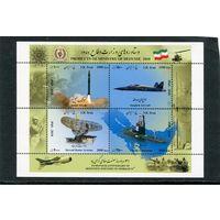 Иран. Боевая техника, блок