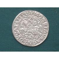 Полугрош литовский 1548г.