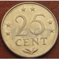 4826:  25 центов 1971 Антиллы