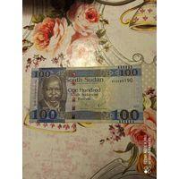 Южный Судан 100