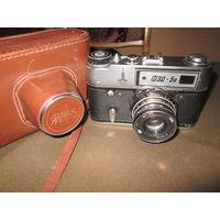Фотоаппарат ФЭД-5В  Олимпиада-80