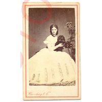 Копия фотографии принцесса Дагмар - будущая императрица Мария Федоровна