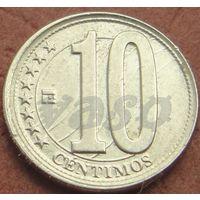 5004:  10 сентимо 2009 Венесуэла