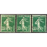 ЦІКАВІЦЬ АБМЕН! 1937, сейбіт, 35 сантымаў