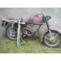 МОтоцикл Восход2