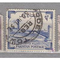 Архитектура 8 лет независимости Пакистан 1955 год лот 1