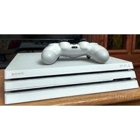 Sony PlayStation 4 Pro 1TB (белая)