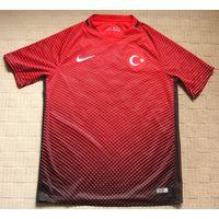 Брендовая высококачественная мужская футболка Nike 48 (M)180см. Оригинал.