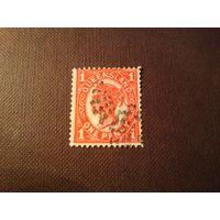 Австралия.Штат Queensland 1897/99 гг.Королева Виктория .
