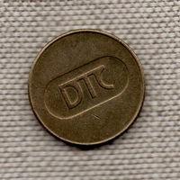 Жетон / DTC / Толстенький